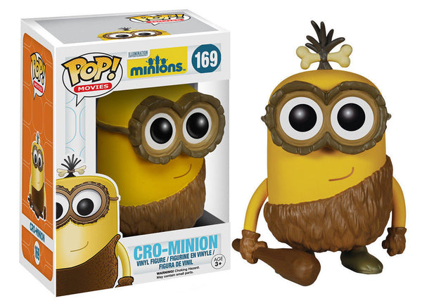 Pop! Movies Vinyl Minions Cro-Minion