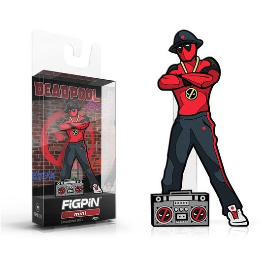 FiGPiN MiNis Marvel - Deadpool 80s M25 (Coming Soon)