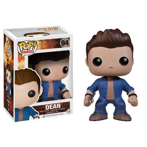 Pop! Television Vinyl Supernatural Dean