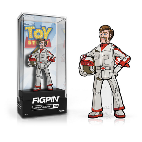 FiGPiN Disney Toy Story - Duke Caboom