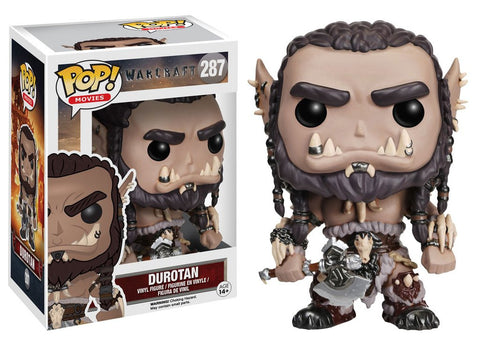 POP! Movies Warcraft Durotan