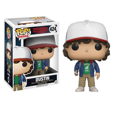 Funko Pop! TV Stranger Things Dustin