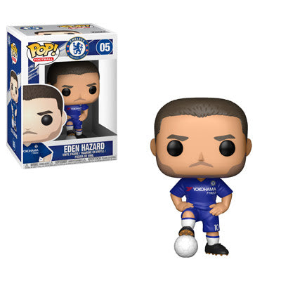 Funko POP! Football: Chelsea - Eden Hazard