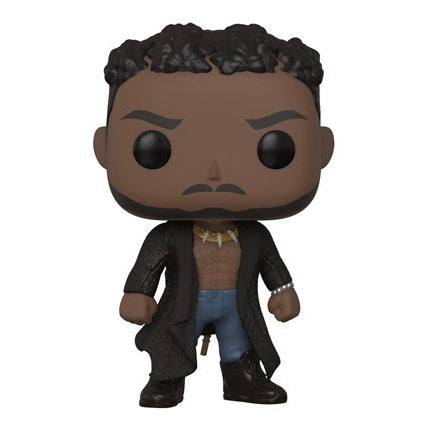 Funko POP! Movies: Black Panther - Erik Killmonger with Scar