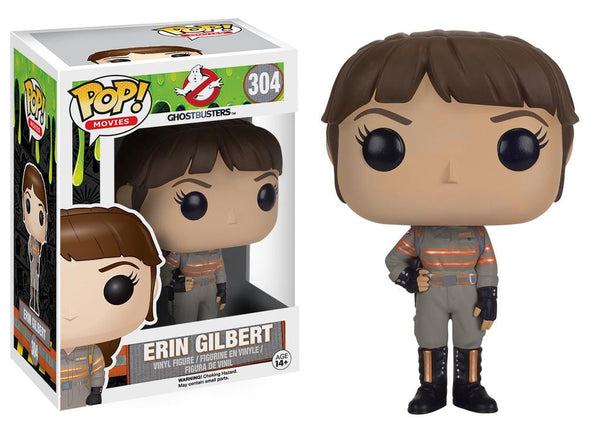 POP! Movies Ghostbusters 2016 Erin Gilbert