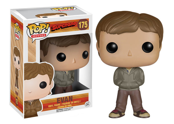 Pop! Movies Vinyl Superbad Evan