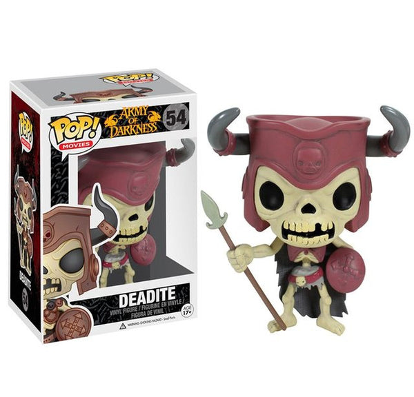 Pop! Movies Vinyl Army of Darkness Deadite