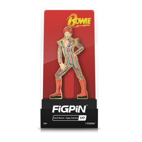 FiGPiN David Bowie