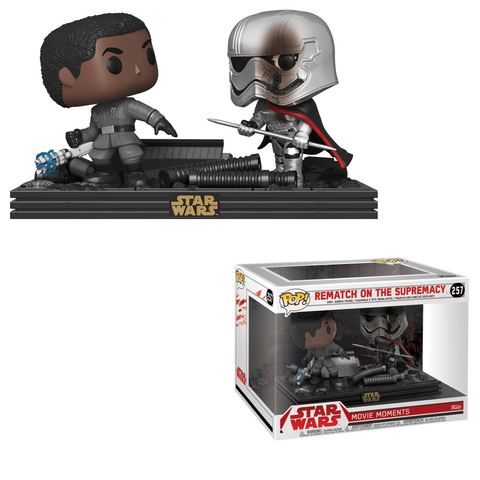 Funko POP! Star Wars Movie Moments: The Last Jedi - Rematch on the Supremacy