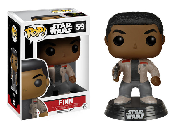 Pop! Star Wars EP7 Vinyl Finn
