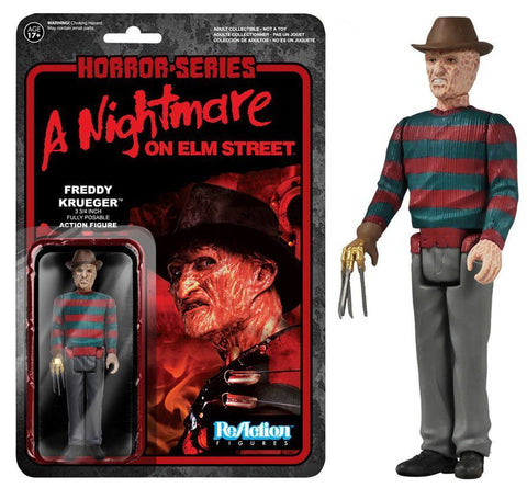 ReAction Figure Freddy Krueger