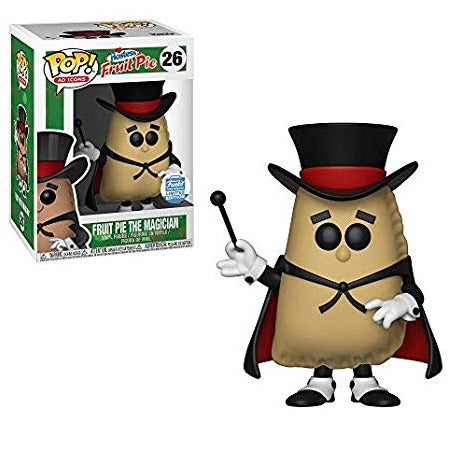 Funko Pop! Ad Icons: Fruit Pie The Magician Funko Shop Exclusive (Buy. Sell. Trade.)
