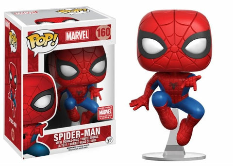 Funko Pop! Marvel Spider-Man Collector Corps Exclusive (Buy. Sell. Trade.)