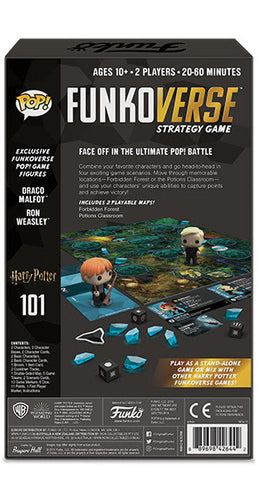 Funko Pop! Funkoverse Harry Potter Game Expandalone