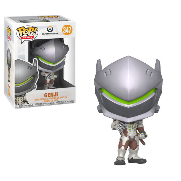 Funko POP! Games: Overwatch - Genji