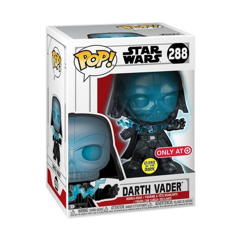 Funko Pop! Movies: Star Wars - GITD Darth Vader Target Exclusive (Buy. Sell. Trade.)