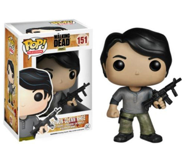 Pop! Television Vinyl The Walking Dead Prison Glenn
