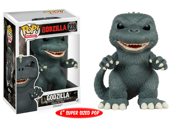 Pop! Movies Vinyl Godzilla 6""