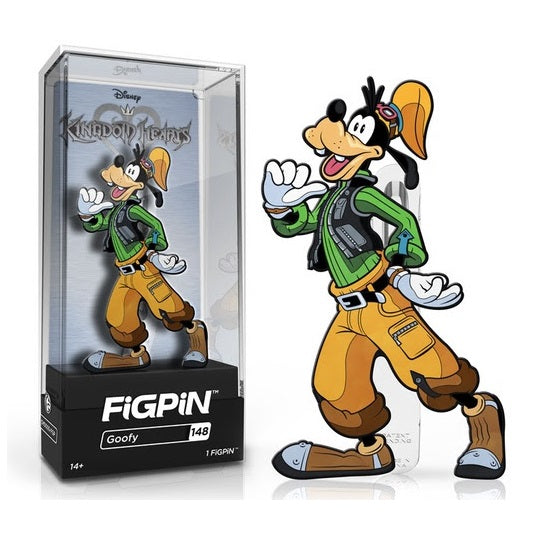 FiGPiN Kingdom Hearts - Goofy