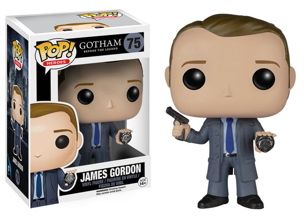 Pop! Television Vinyl Gotham James Gordon