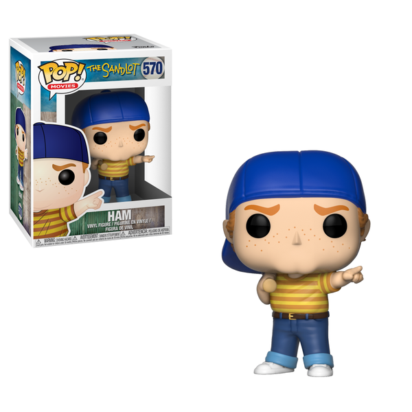 Funko POP! Movies: The Sandlot - Ham