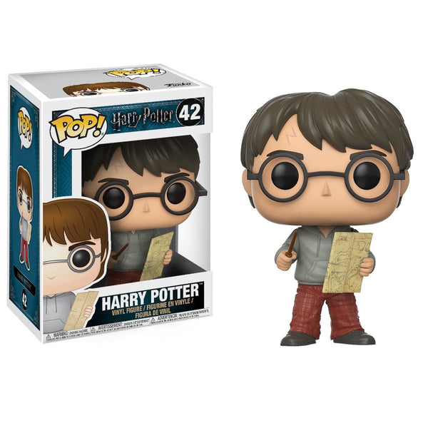 Funko POP! Movies Harry Potter with Marauders Map