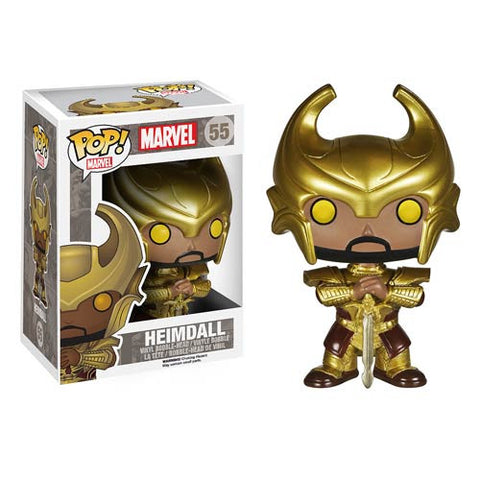Pop! Heroes Vinyl Thor The Dark World Heimdall