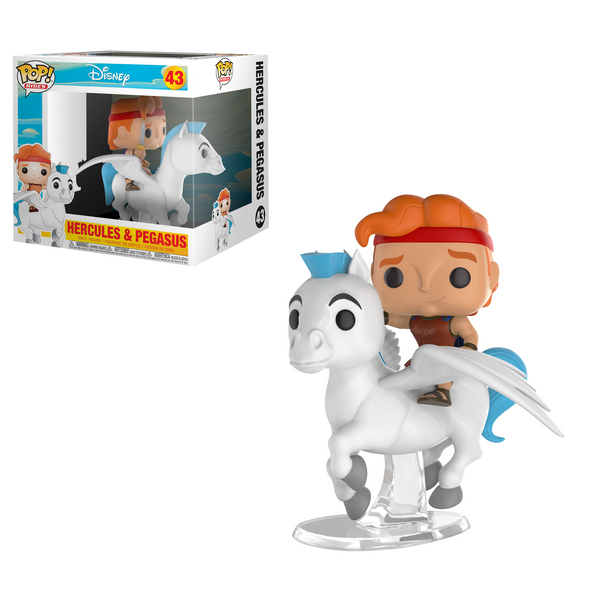 Funko POP! Disney: Hercules and Pegasus