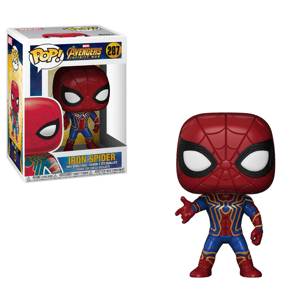 Funko Pop! Marvel: Avengers Infinity War - Iron Spider