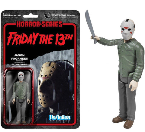 ReAction Figure Jason Voorhees