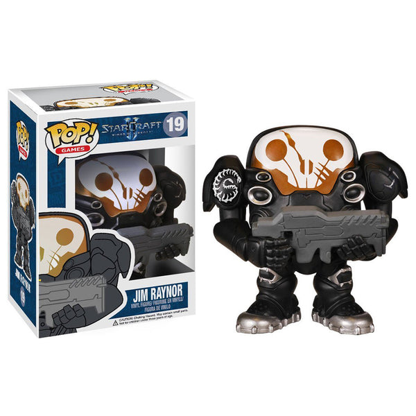 Pop! Games Vinyl Starcraft Jim Raynor
