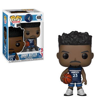 Funko POP! NBA: Timberwolves - Jimmy Butler (Coming Fall)