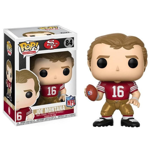 Funko POP! NFL: San Francisco 49ers - Joe Montana
