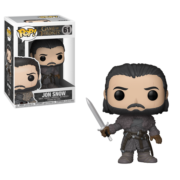 Funko Pop! Television: Game Of Thrones - Jon Snow Beyond the Wall
