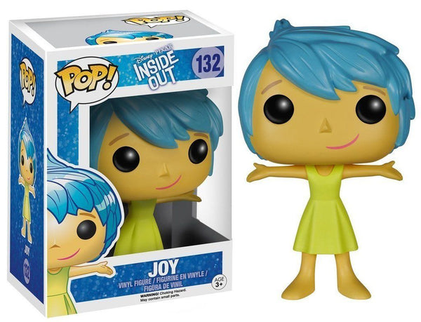 Pop! Disney Vinyl Inside Out Joy
