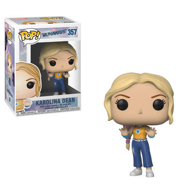Funko POP! Marvel: Runaways - Karolina Dean