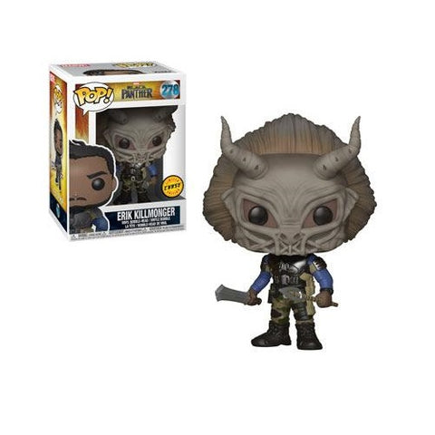 POP! Marvel: Black Panther - Killmonger CHASE