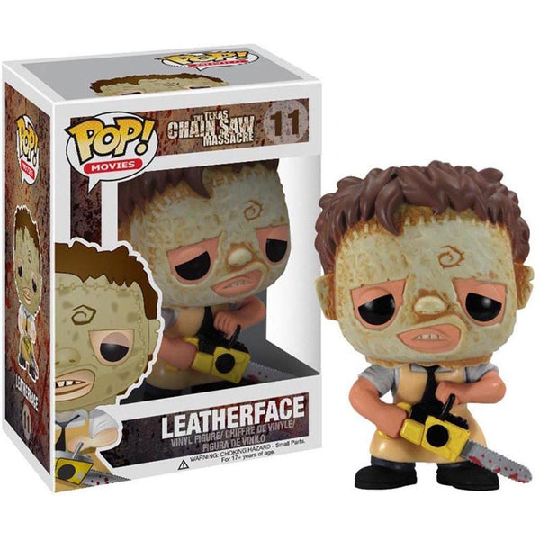 Pop! Movies Vinyl Leatherface