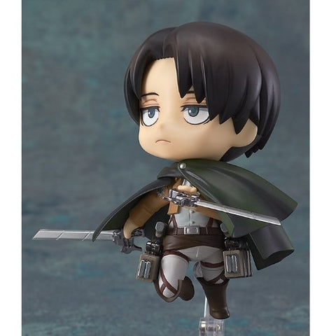Nendoroid Attack on Titan: Levi
