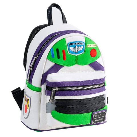 Loungefly Toy Story Buzz Lightyear Mini Faux Leather Backpack