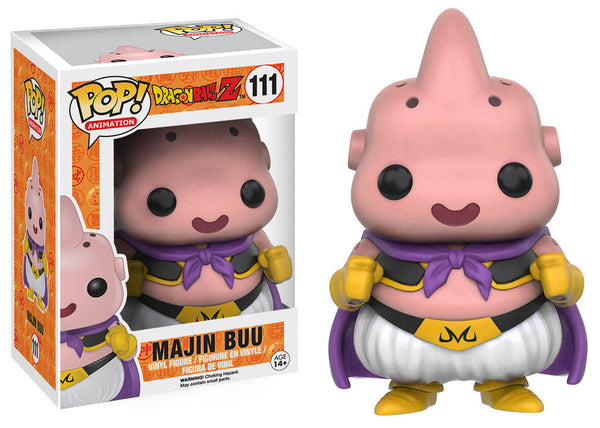 Pop! Animation Vinyl Dragon Ball Z Majin Buu