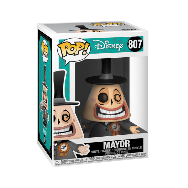 Funko POP! Disney: Nightmare Before Christmas - Mayor With Megaphone