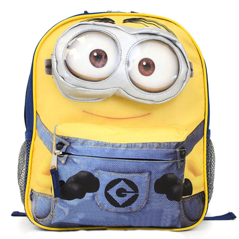 Despicable Me Minion Face Backpack