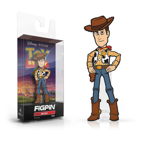 FiGPiN Mini Toy Story - Woody