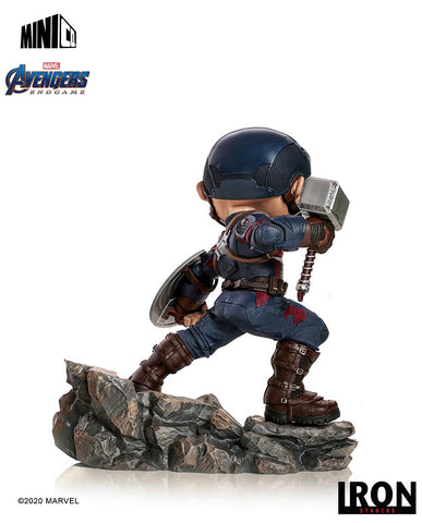 Iron Studios Minico- Advengers: Endgame Captain America