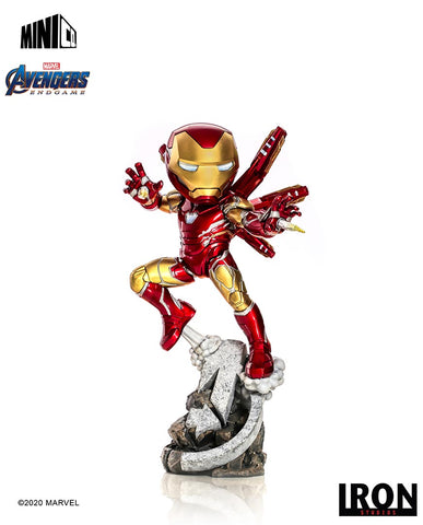 Iron Studios Minico- Advengers: Endgame Iron Man