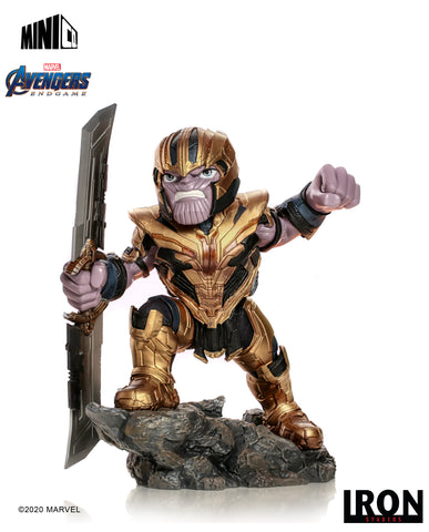 Iron Studios Minico- Advengers: Endgame Thanos