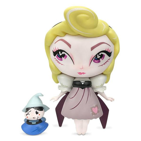 Miss Mindy Disney Vinyl Aurora with mini Merryweather