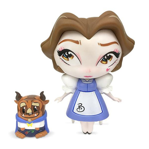 Miss Mindy Disney Vinyl Belle with mini Beast