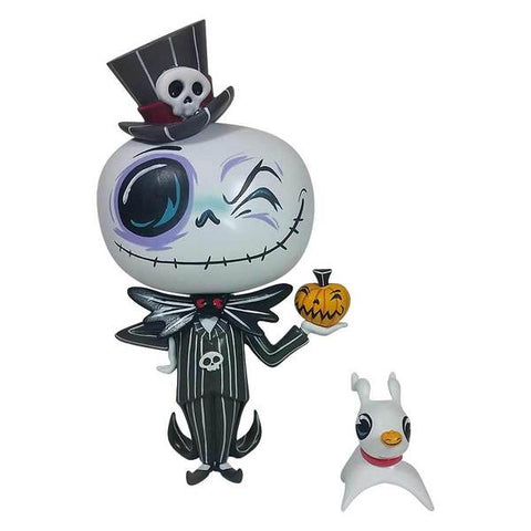 Miss Mindy Disney Vinyl Jack Skellington